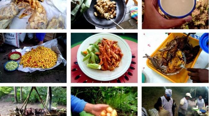 Patrimonios alimentarios en América latina Recursos locales, actores y globalización