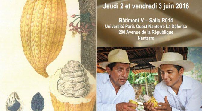 De la «Boisson des Dieux» aux Salons du chocolat : variations sur le cacao américain